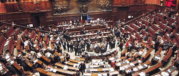 Decreto sviluppo la camera vota la fiducia il testo del for Video camera dei deputati oggi