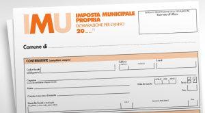 scadenza dichiarazione IMU