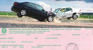 guida con foglio rosa