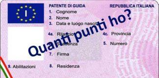 patente punti