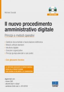 Il nuovo procedimento amministrativo digitale