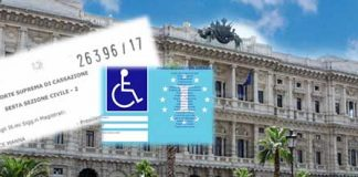 disabili contrassegno auto