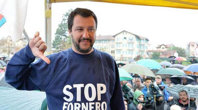Salvini abolizione riforma fornero fonte img Lastampa
