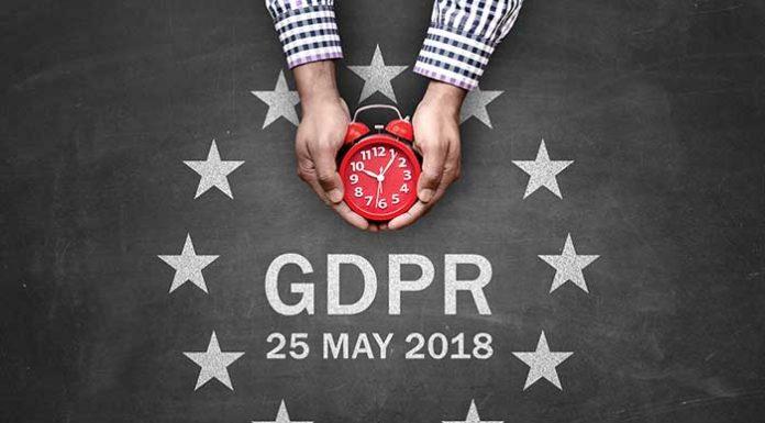 GDPR in vigore dal 25 maggio
