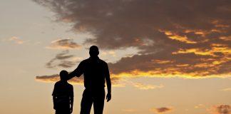 padre separato disoccupato