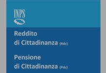 manuale inps reddito e pensione di cittadinanza