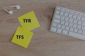 Simulazione quantificazione TFR e TFS