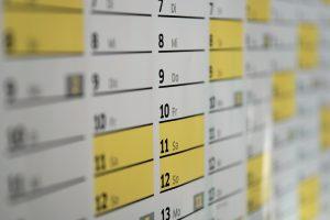 pensioni settembre, ottobre e novembre