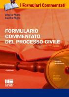 Formulario commentato del processo civile