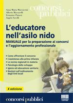 L' educatore nell'asilo nido