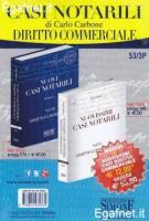 CASI NOTARILI - DIRITTO COMMERCIALE