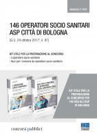 146 Operatori socio sanitari ASP città di Bologna